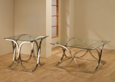 The X-Curve 3pc Coffee Table Set Available Online in Dallas Fort Worth Texas