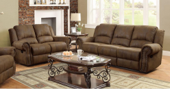 Rawlinson Reclining Sofa & Loveseat Set Available Online in Dallas Fort Worth Texas