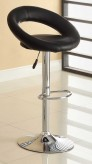 Homelegance Ride Ring Black Barstool Available Online in Dallas Fort Worth Texas