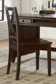 Homelegance Britanica Espresso Side Chair Available Online in Dallas Fort Worth Texas