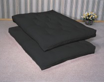 Coaster Premium Black Futon Available Online in Dallas Fort Worth Texas