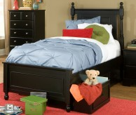 Morelle Black Twin Storage Bed Available Online in Dallas Fort Worth Texas