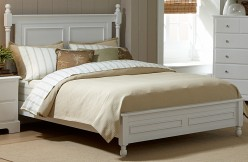 Morelle White Full Bed Available Online in Dallas Fort Worth Texas