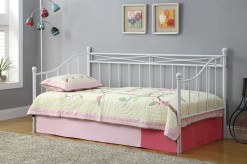 Coaster Palma White Twin Daybed Available Online in Dallas Fort Worth Texas