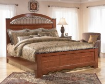 Fairbrooks Estate King Poster Bed Available Online in Dallas Fort Worth Texas