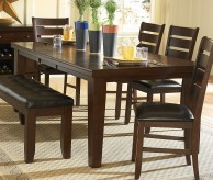 Ameillia Rectangular Dining Table Available Online in Dallas Fort Worth Texas