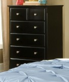 Homelegance Morelle Black Chest Available Online in Dallas Fort Worth Texas
