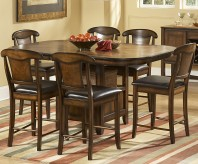 Homelegance Westwood Oak Counter Height Table Available Online in Dallas Fort Worth Texas