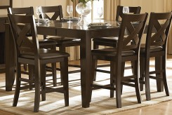 Homelegance Crown Point Counter Height Table Available Online in Dallas Fort Worth Texas