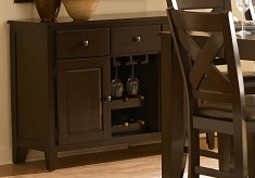 Homelegance Crown Point Server Available Online in Dallas Fort Worth Texas
