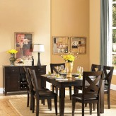 Crown Point Dining Table Available Online in Dallas Fort Worth Texas