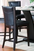Daisy Dark Brown Counter Height Chair Available Online in Dallas Fort Worth Texas