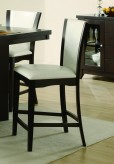Daisy White Counter Height Chair Available Online in Dallas Fort Worth Texas