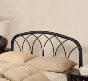 Coaster Gulf Metal Black Queen / Full Headboard Available Online in Dallas Fort Worth Texas