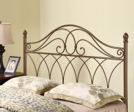 Ornamental Full / Queen Headboard Available Online in Dallas Fort Worth Texas