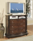 Homelegance Palace Marble Top TV Chest Available Online in Dallas Fort Worth Texas