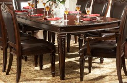 Palace Rectangular Dining Table Available Online in Dallas Fort Worth Texas