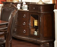 Homelegance Palace Server Available Online in Dallas Fort Worth Texas