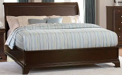 Inglewood Queen Low Profile Bed Available Online in Dallas Fort Worth Texas