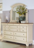 Inglewood White Dresser Available Online in Dallas Fort Worth Texas