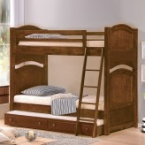Homelegance Aris Twin/Twin Bunk Bed Available Online in Dallas Fort Worth Texas