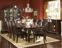 Palace 9pc Dining Room Set Available Online in Dallas Fort Worth Texas