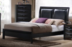 Briana Queen Low Porfile Bed Available Online in Dallas Texas