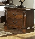 Homelegance Legacy Cherry Night Stand Available Online in Dallas Fort Worth Texas