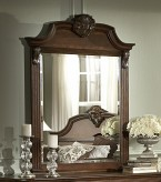 Homelegance Legacy Cherry Mirror Available Online in Dallas Fort Worth Texas