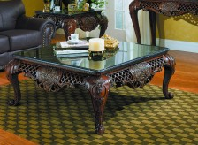 Gladstone Cherry Coffee Table Available Online in Dallas Fort Worth Texas