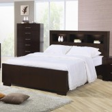 Jessica Cappuccino Cal King Bed Available Online in Dallas Fort Worth Texas