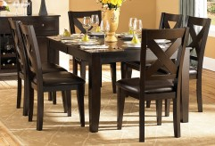 Crown Point 7pc Dining Set Available Online in Dallas Fort Worth Texas
