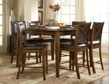 Homelegance Verona 7pc Counter Height Dining Room Set Available Online in Dallas Fort Worth Texas