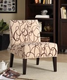Lifestyle Dolce Lounge Accent Chair Available Online in Dallas Fort Worth Texas