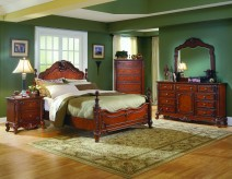 Homelegance Madaleine King 5pc Bedroom Group Available Online in Dallas Fort Worth Texas