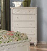 Homelegance Sanibel White Chest Available Online in Dallas Fort Worth Texas