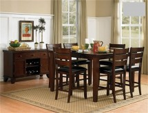 Homelegance Ameillia 7pc Counter Height Dining Set Available Online in Dallas Fort Worth Texas