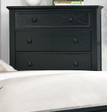 Homelegance Sanibel Black Chest Available Online in Dallas Fort Worth Texas