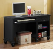 Sanibel Black Writing Desk Available Online in Dallas Fort Worth Texas