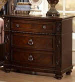 Hillcrest Dark Cherry Night Stand Available Online in Dallas Fort Worth Texas