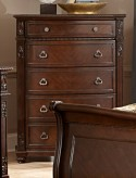 Hillcrest Dark Cherry Chest Available Online in Dallas Fort Worth Texas