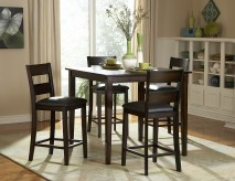 Homelegance Griffin 5pc Counter Height Dining Room Set Available Online in Dallas Fort Worth Texas