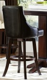 Annabelle Brown Counter Height Chair Available Online in Dallas Fort Worth Texas