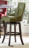 Homelegance Annabelle Green Counter Height Chair Available Online in Dallas Fort Worth Texas