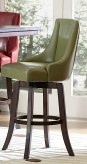 Homelegance Annabelle Green Pub Height Chair Available Online in Dallas Fort Worth Texas