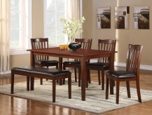 Homelegance Schaffer 6pc Dining Room Set Available Online in Dallas Fort Worth Texas