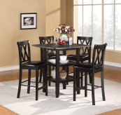 Homelegance Norman 5pc Counter Height Set Available Online in Dallas Fort Worth Texas