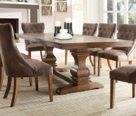 Homelegance Marie Louise Dining Table Available Online in Dallas Fort Worth Texas