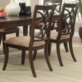 Keegan Side Chair Available Online in Dallas Fort Worth Texas