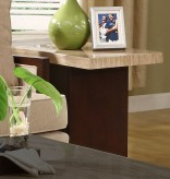 Homelegance Mooney Espresso End Table Available Online in Dallas Fort Worth Texas